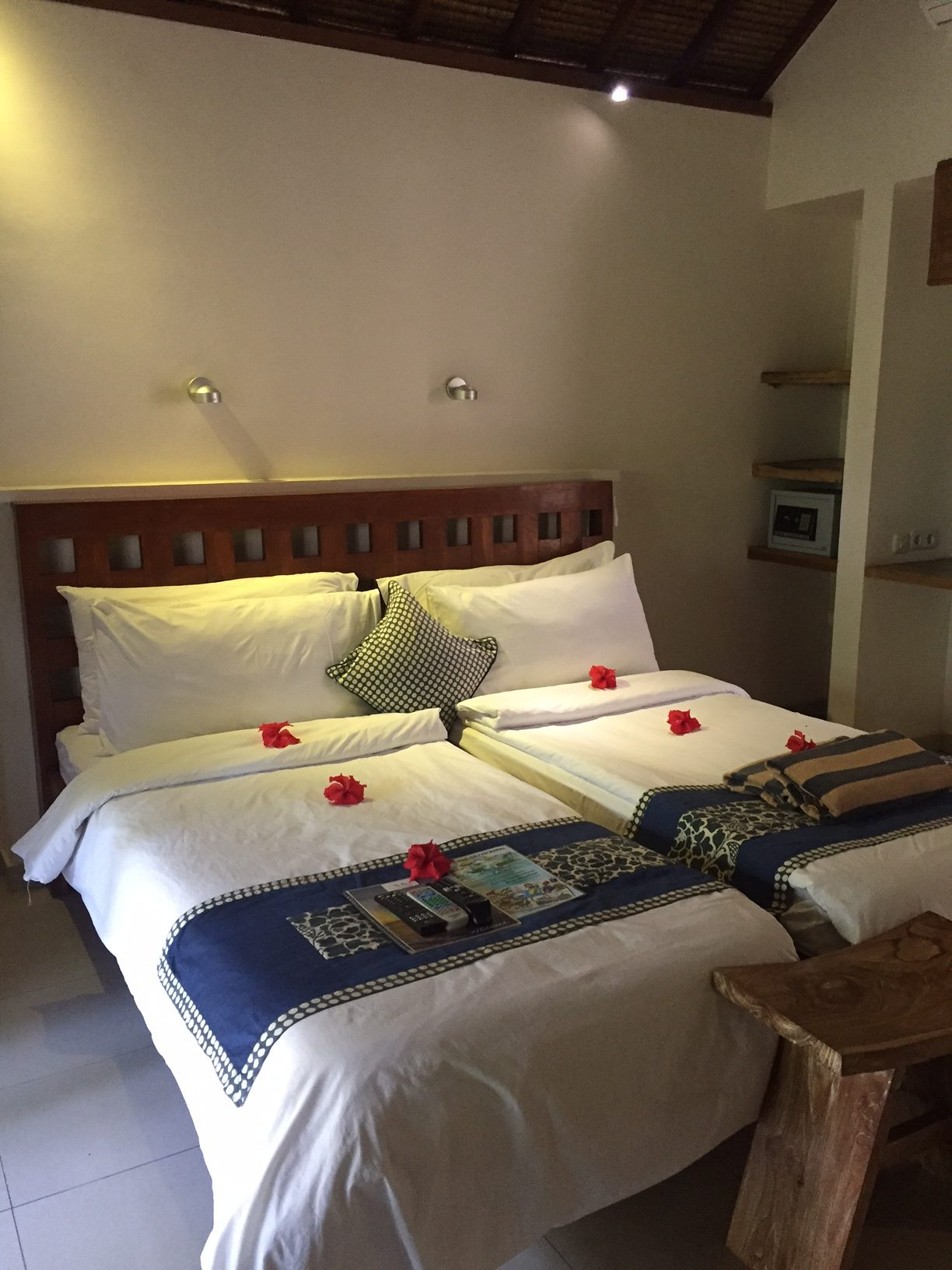 Manta Dive hotel