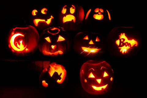 3 activités différentes pour l'Halloween