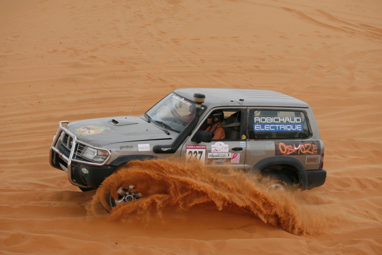 5 trucs pour participer à un rallye dans le désert du Maroc (Roses des Sables)