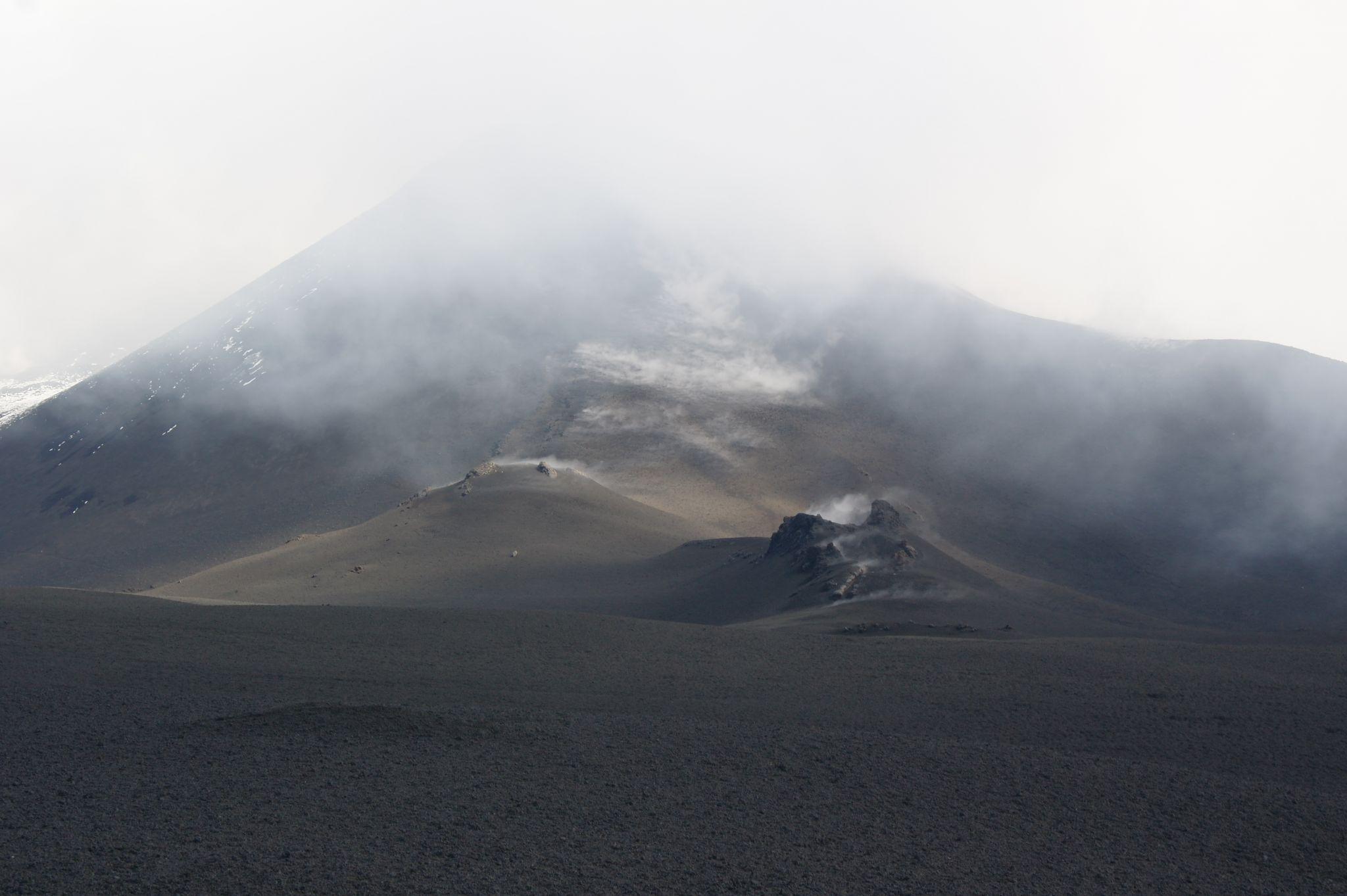 Volcan Etna en Italie