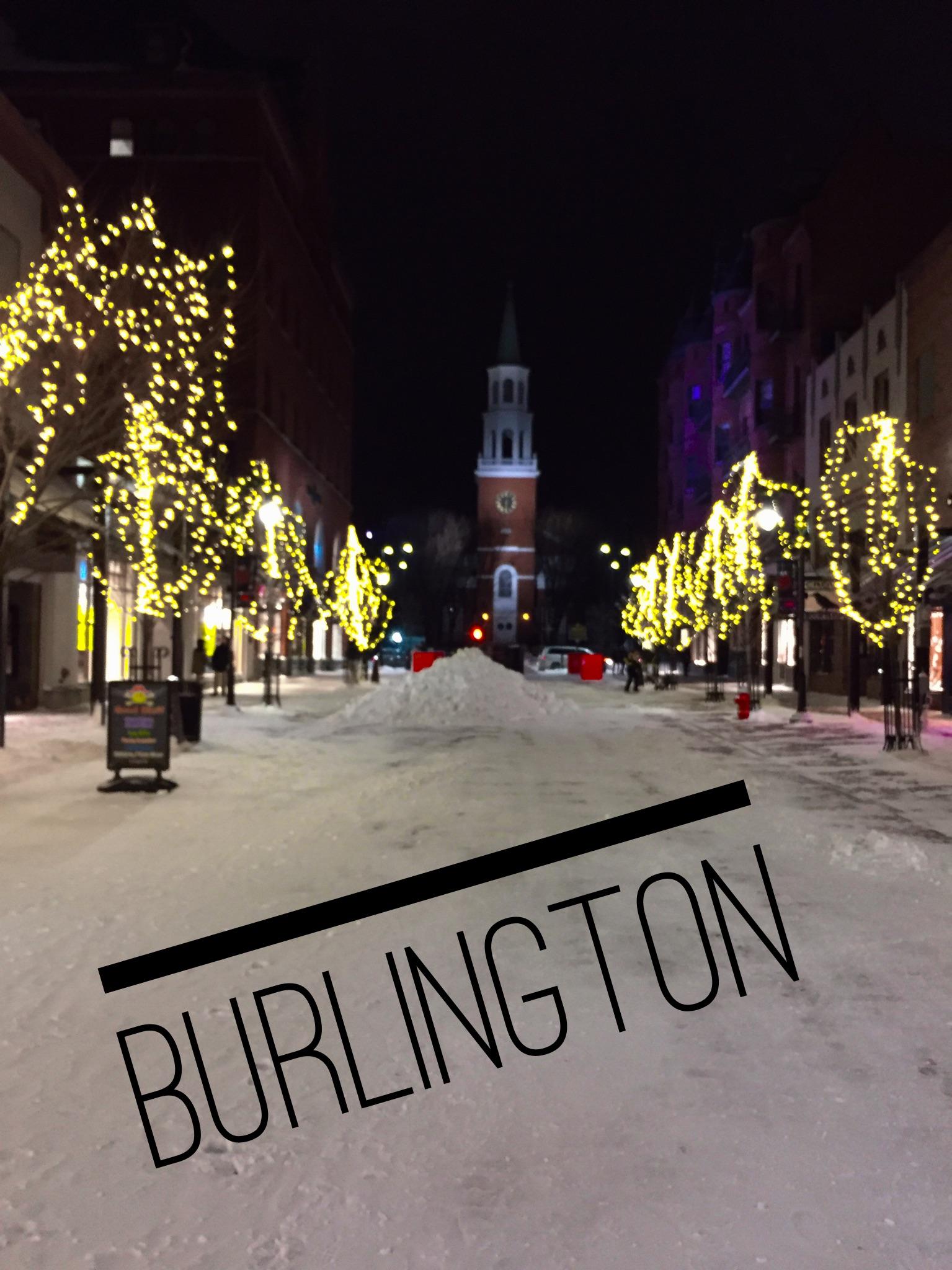 Burlington, la ville à ne pas manquer au Vermont