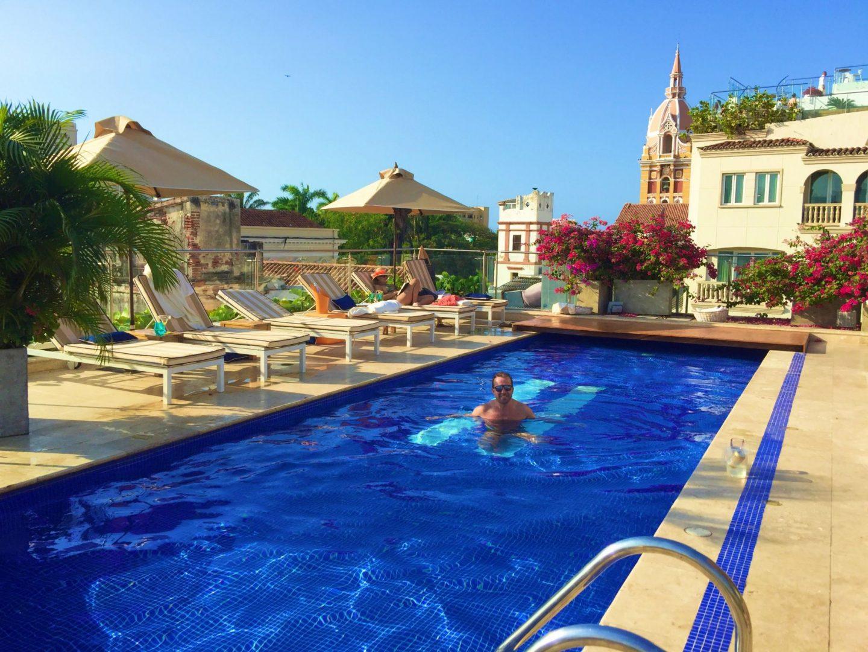 Sophia hôtel, Carthagène: notre compte-rendu en photos