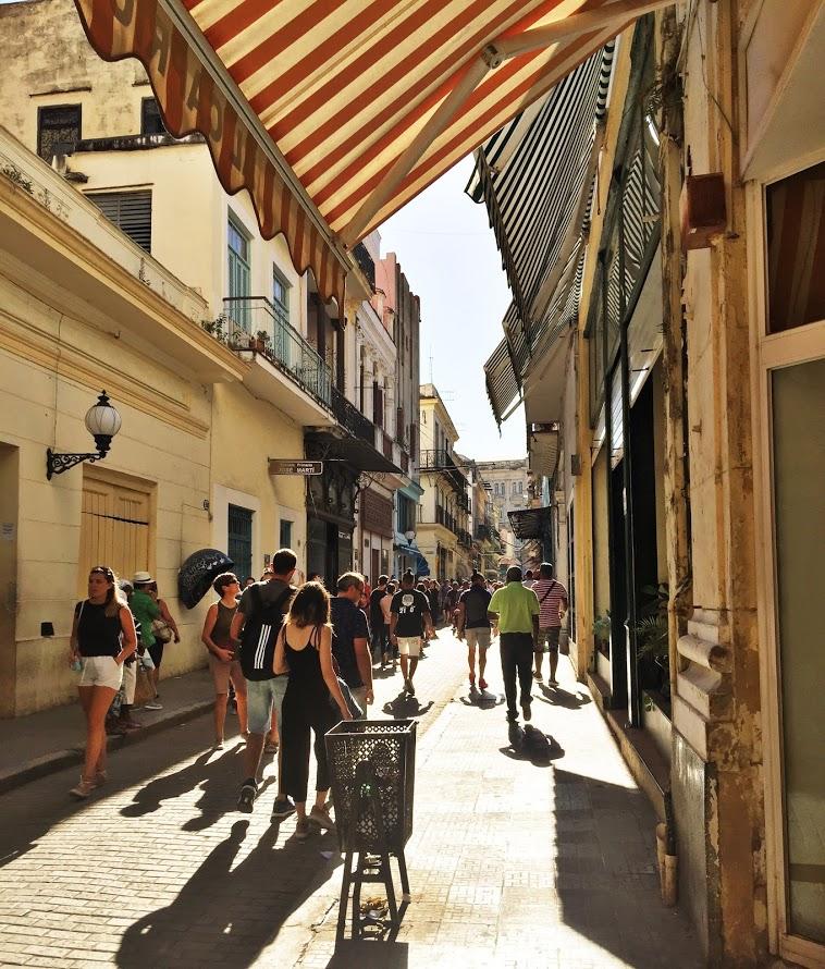 Se perdre dans les rues de La Havane