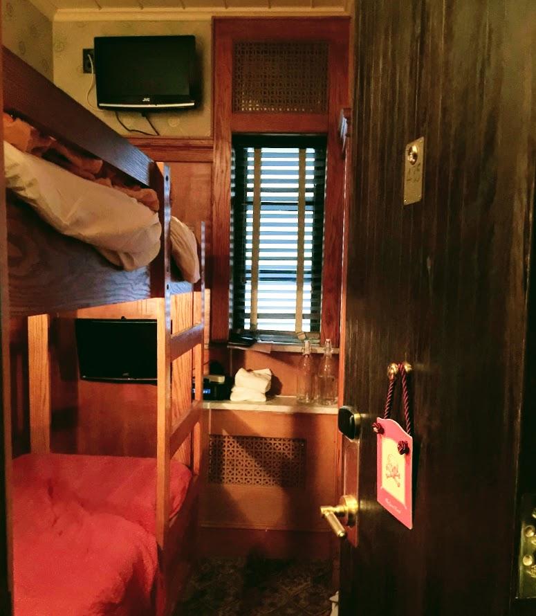 h tel surprenant et pas cher new york the jane trip test. Black Bedroom Furniture Sets. Home Design Ideas