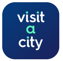 Créer son itinéraire avec l'application Visit a City