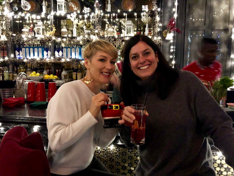Miracle Montréal bar: la magie de Noel dans le Vieux Montréal