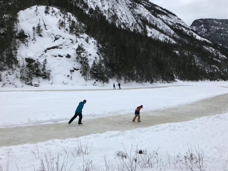 Renouer avec l'hiver au Parc des Hautes-Gorges
