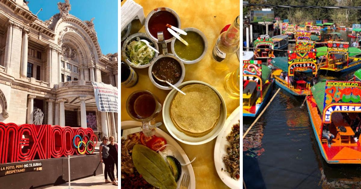 Mexico City: trop à faire (et c'est pas cher)