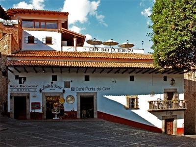 Hôtel Agua Escondida, Taxco – Mexique: notre avis