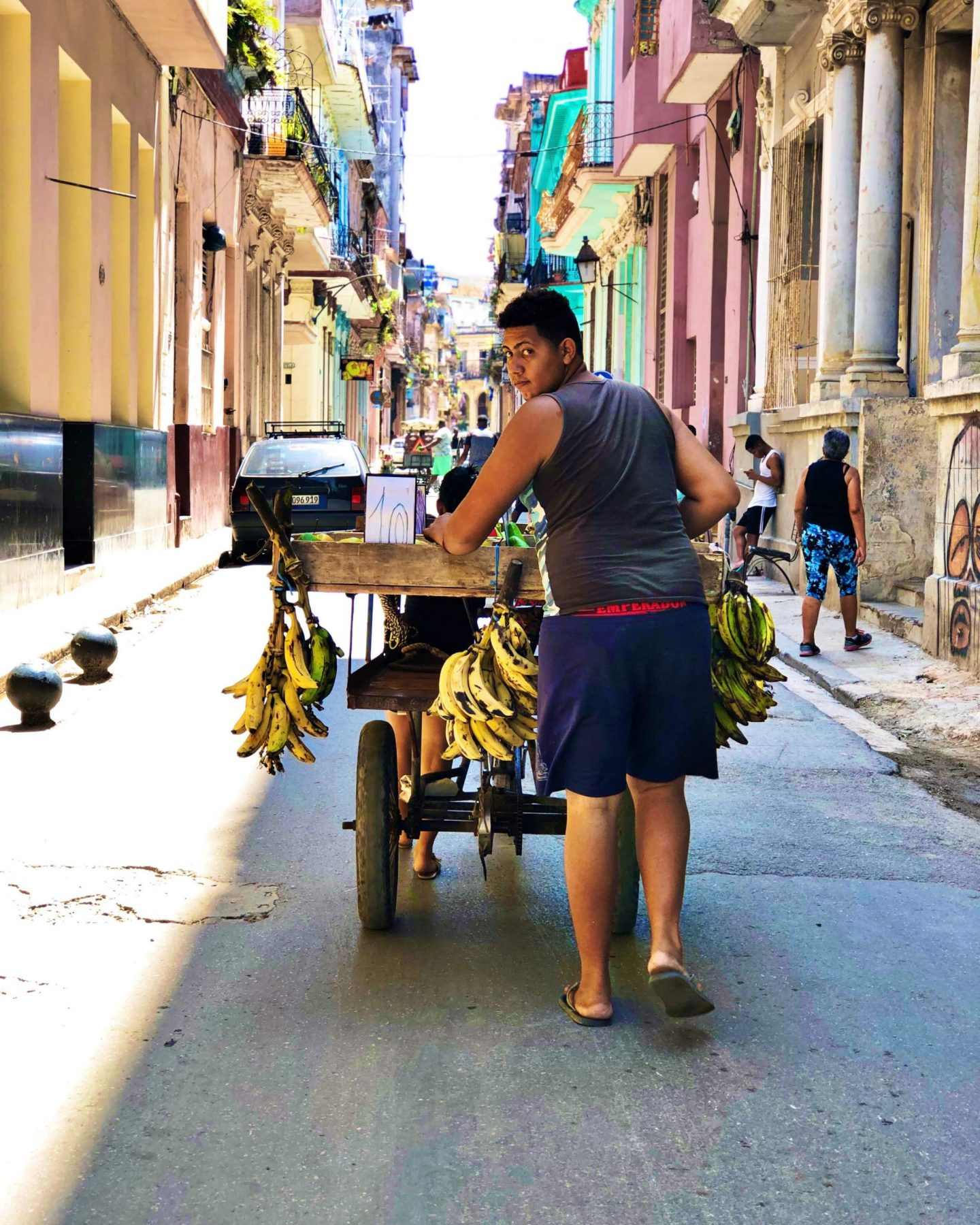 '' Ils veulent préserver leur identité cubaine. ''