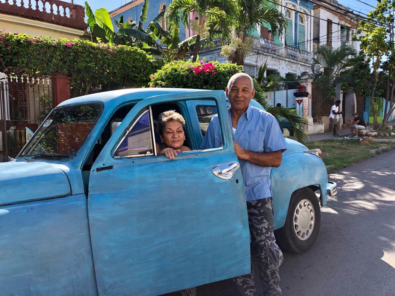 'Les Cubains sont tellements gentils''