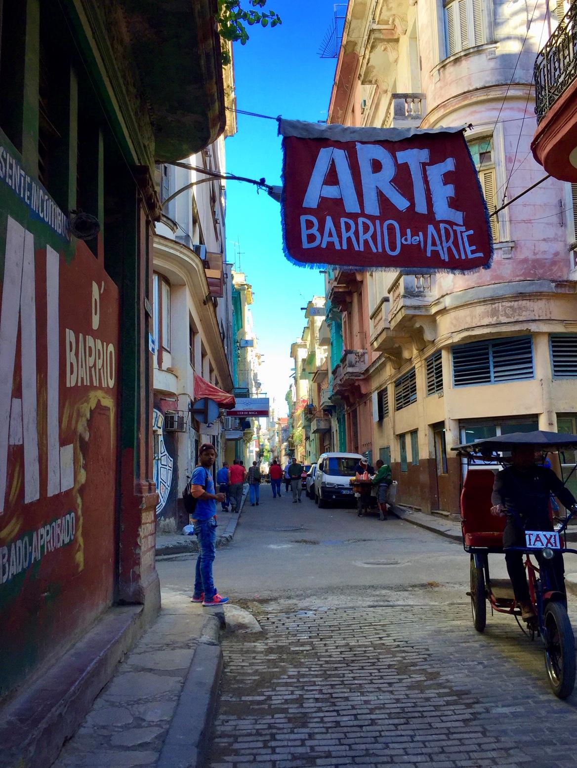 Vie quotidienne dans le Habana Vieja