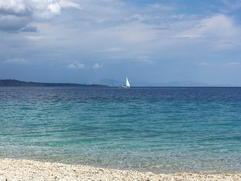 5 îles grecques à visiter
