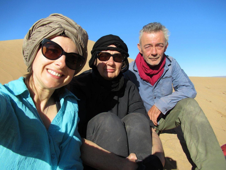 Les must pour faire un trek dans le désert