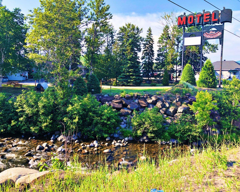 Testé et Parfait : Le motel des cascades à Baie Saint-Paul (Charlevoix)