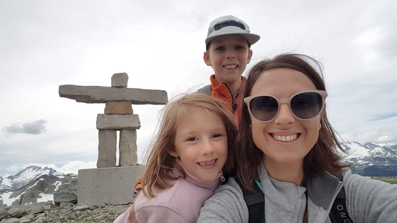 Les 3 choses à faire à Whistler l'été en famille