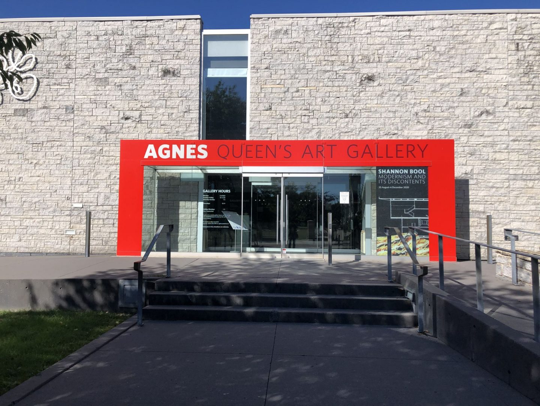Galerie d'art Agnes Queen's Art Gallery