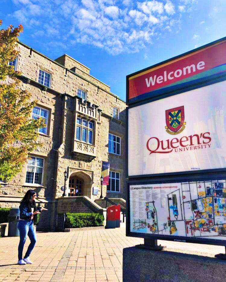 Université de Queen's fondée en 1841